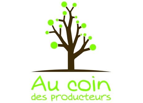 logo au coin des producteurs