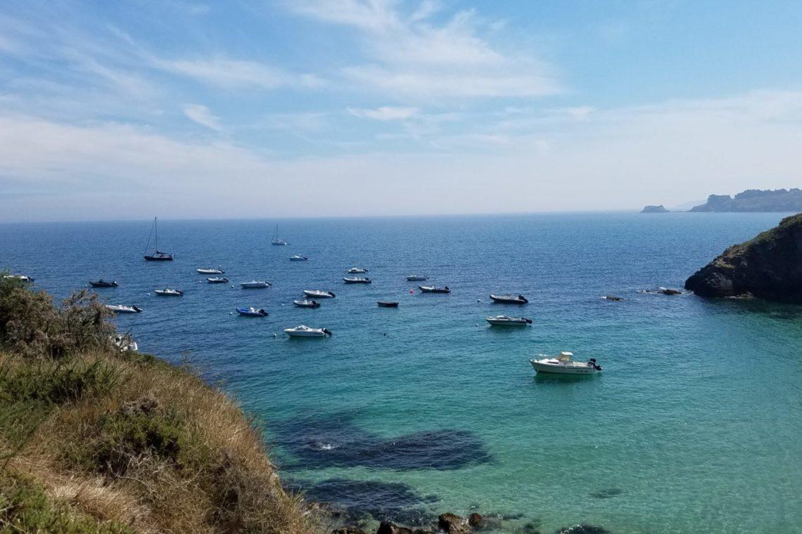 belle ile en mer plage port guen terrrain 0369 Le Palais