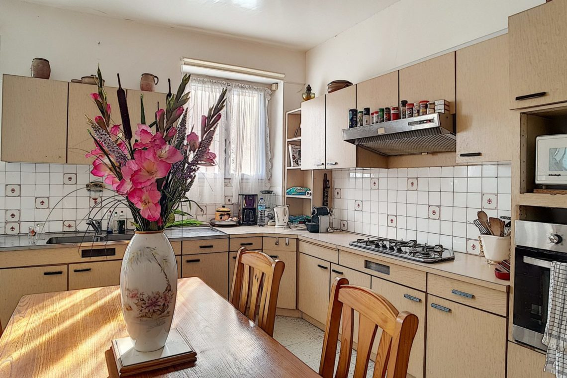belle ile en mer cuisine appartement 0330