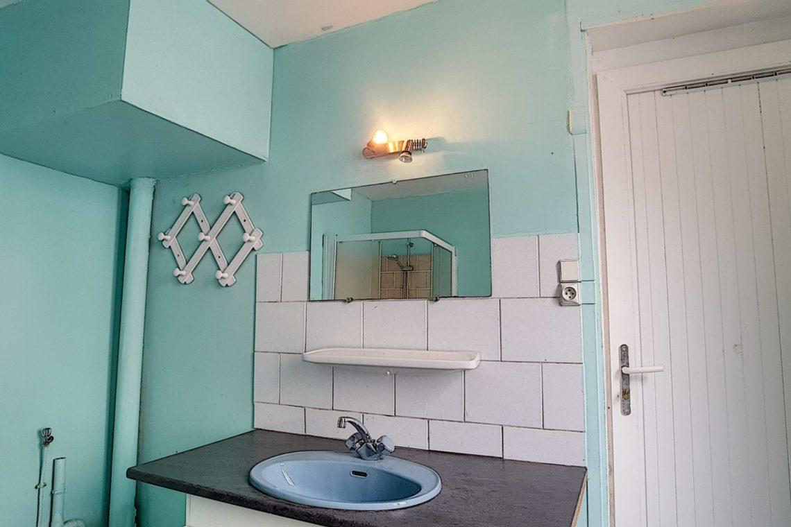 belle ile en mer salle d'eau appartement 0330