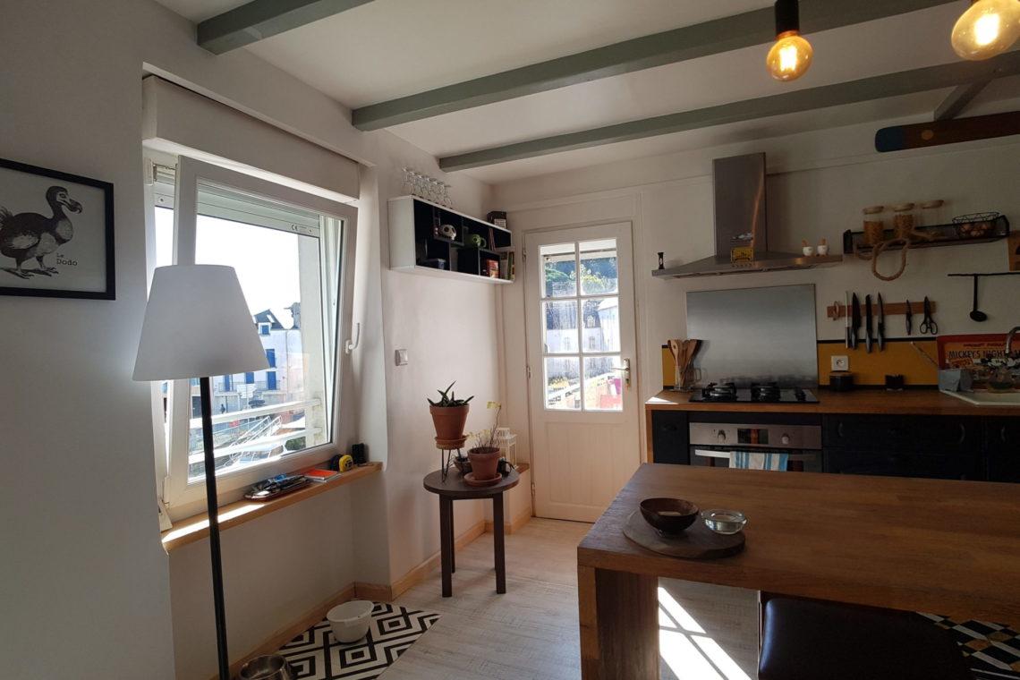 belle ile en mer cuisine appartement 0227