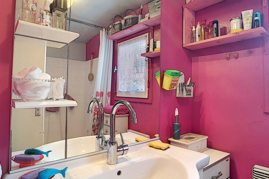 belle ile en mer salle d'eau maison 0357