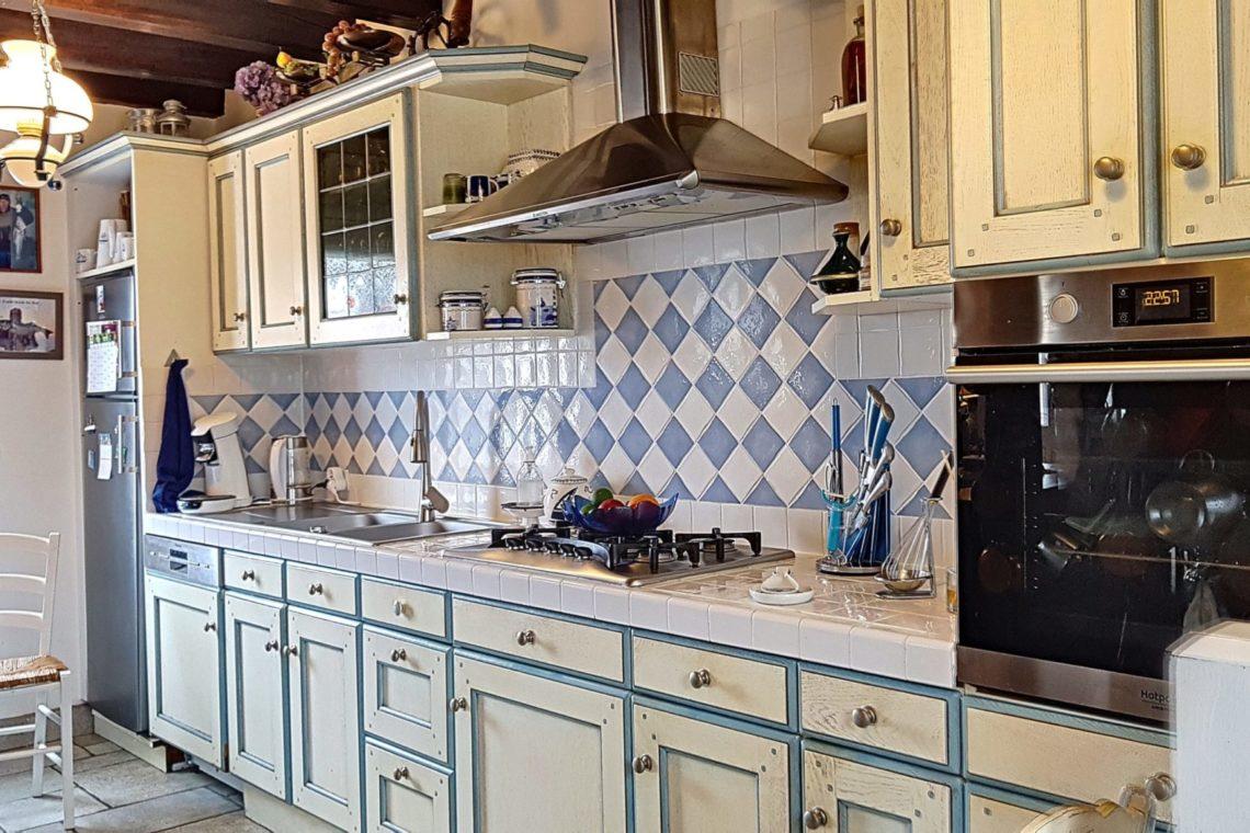 belle ile en mer maison 376 cuisine
