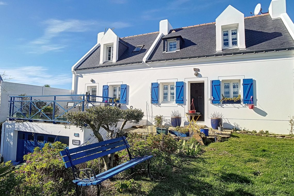 belle ile en mer maison 376 façade vue 2