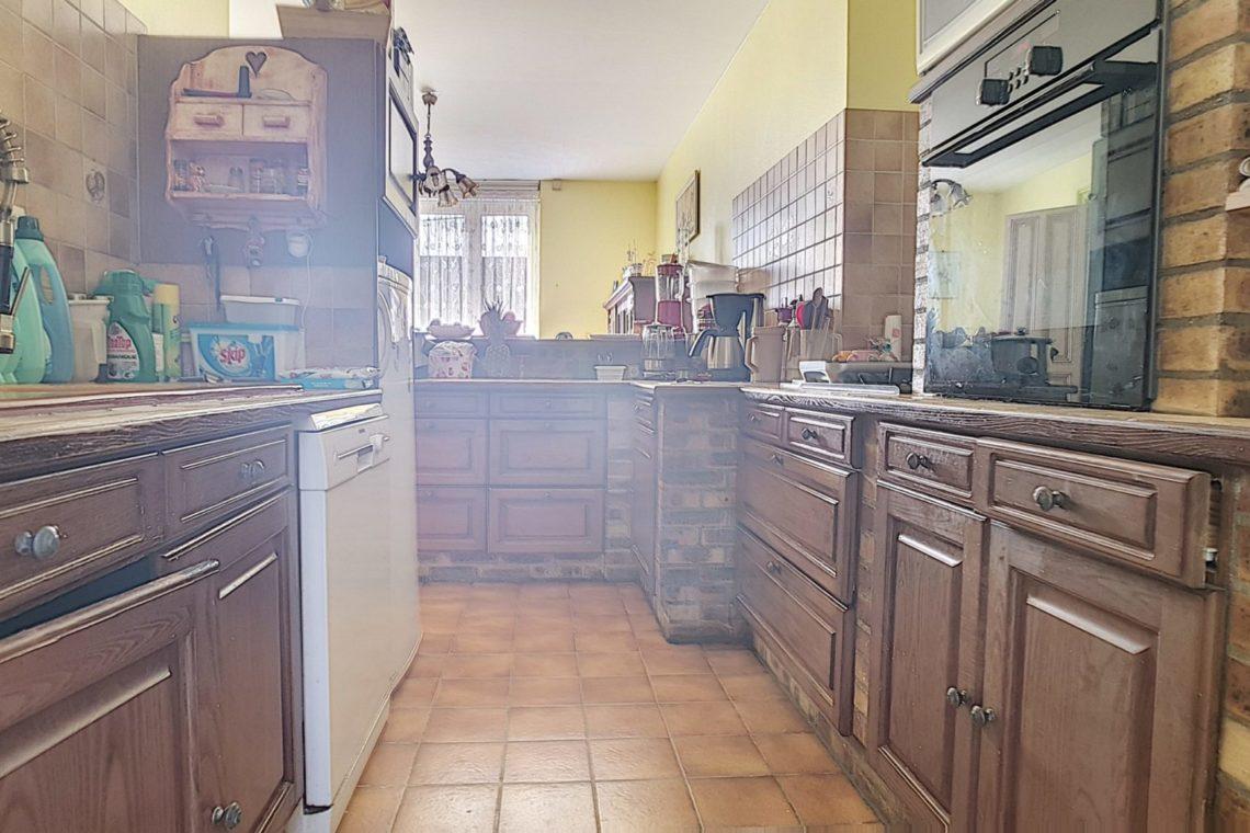 belle ile en mer maison 409 cuisine